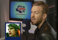 Calvin Harris -- Taylor Swift is Not My Type AT ALL