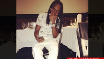 Reggae Artist Mavado -- Philippe Chow Only Likes Black in Bean Sauce