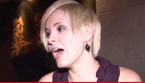 'Heroes' Actress Brea Grant -- Can't Catch Me Creep ... Obsessed Fan Put In Check