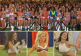 Houston Texans Cheerleaders -- Hot Hopefu
