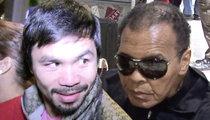Muhammad Ali -- 'TEAM PACQUIAO'