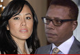 Terrence Howard's Ex-Wife -- H