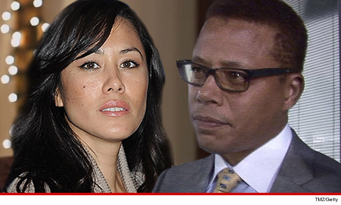 Terrence Howard Ex Wife Money