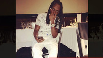 Philippe Chow Restaurant -- We Love Black People, Including Mavado
