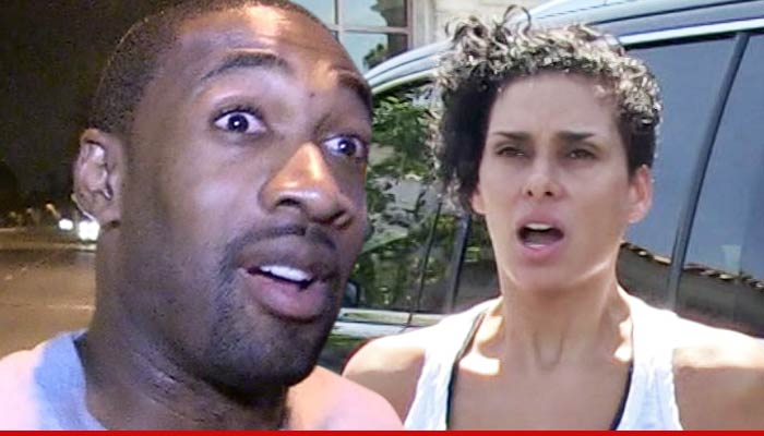 Gilbert Arenas - My Fiancee's $1 Mil Ring ... WAS FAKE!!!