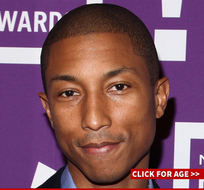 Pharrell ageless