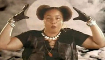 'Afro Puffs' Rapper The Lady of Rage: 'Memba Her?!