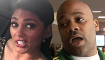 Damon Dash's Rap Ex -- Cops Called In Nasty Custody War