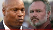 Bo Jackson -- Bo Knows Boz ... Teams Up with Brian Bosworth