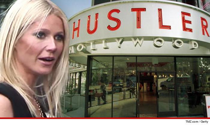 Gwyneth Paltrow Hustler