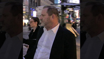 Harvey Weinstein -- Silent on Groping Allegation (VIDEO)