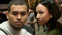 Chris Brown -- I Want Karrueche Back, But She's Playing Hard to Get