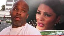 Damon Dash -- Ex-Wife Pulled a Knife On Me and Jacked $20k Worth of Bling