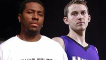 NBA's Nik Stauskas -- WAR OVER 'SAUCE' NICKNAME ... From Streetball Legend