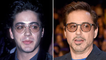 Robert Downey Jr. -- Good Genes Or Good Docs?!