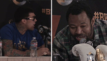 'Sugar' Shane Mosley -- Blasted by BKB Champ ... You're a Fat, Washed Up Bitch