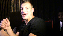 Rob Gronkowski -- He's Taking Over Hollywood!!! (VIDEO)