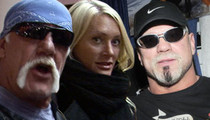 Scott Steiner Allegedly Threatened to Kill Hulk Hogan ... Cops Investigating