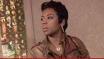 Keyshia Cole -- I'm Not Going to Jail ... Warrant Was a Bum Rap!!!