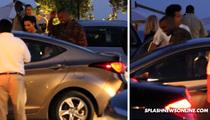 Kanye West -- I'm Hyundai-ing Over My Post-Dinner Ride