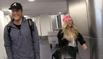 Matthew Stafford -- The 2-Minute Wedding Drill ... QB Recaps Party, Gifts, Honeymoon