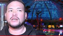 Jon Gosselin -- Scratch That Bowling Alley Noise ... I'm Gettin $20k To DJ