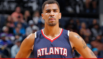 Thabo Sefolosha's Lawyer -- 'Video Speaks For Itself' ... Expects Case to Be Dismissed