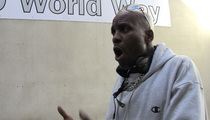 DMX -- I Shall Not Steal ... The Devil Is Working Hard To Destroy Me (VIDEO)