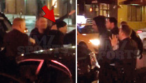 Thabo Sefolosha -- Video of Brutal Clash with Cops ... Headlocked & Taken Down