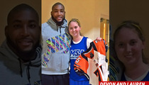 NFL's Devon Still -- Teaming Up with Lauren Hill's Charity ... In Cancer Fight