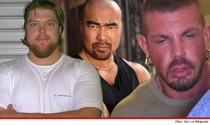 Wrestlers Sue WWE-  We're Badgered, Brutalized and Brain-Damaged
