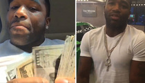 Adrien Broner -- Check Out My 50 Karat Chain!!  Drops $750k at Jeweler