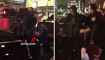 Thabo Sefolosha -- NEW Video of Arrest ... NYPD Officer Swung Baton