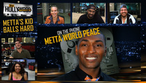 Ron Artest III -- 1st Year Playing Organized Hoops ... Dad Says