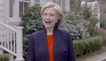 Hillary Clinton -- It's Official ... I'm Running for President (VIDEO)