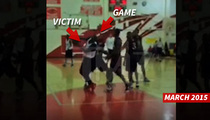 The Game -- Allegedly Attacks Another Guy Connected to Basketball Brawl