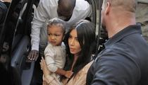 Kardashians Jet to Israel for Baptism -- Bring on the Holy Water!