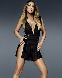 "Mariah Carey Debuts Super Slim Bod on ""#1 To Infinity"" Album Cover"