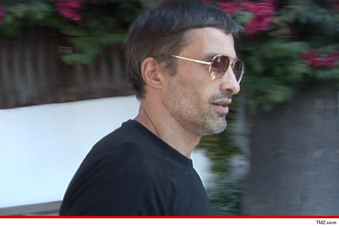 Olivier Martinez - No Criminal Charges In Car Seat Assault Case