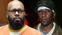 Suge Knight -- Hit and Run Victim Cries on Stand ... I Ain't Snitching