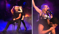 Drake -- I Wasn't Disgusted By Madonna Kiss ... It Was Her Gnarly Lipstick (VIDEO)