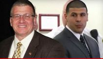 Aaron Hernandez -- He's a Disgrace to Our City ... Says Mayor of Bristol