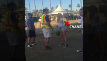 Chanel West Coast Throws Epic Tantrum After Coachella Denial (VIDEO)