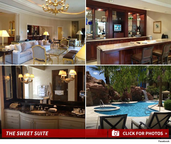 Britney Spears Las Vegas Home