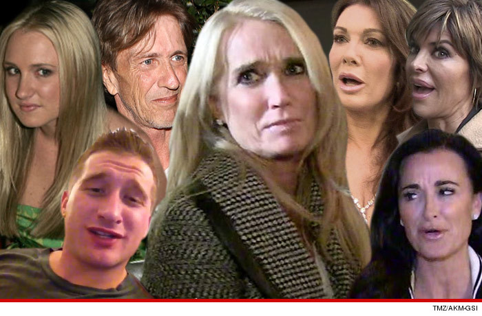 Kim Richards Arrest Drinking