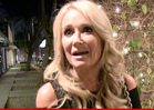 Kim Richards -- Arrested In Bev Hills ... Allegedly Drunk, Kicked Police Officer