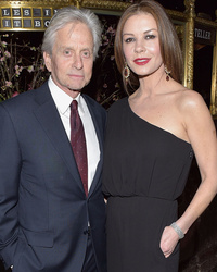 "Michael Douglas Says He's ""Stronger Than Ever"" With Wife Catherine Zeta-Jones"