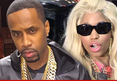 Nicki Minaj's Ex Safaree Samuels -- Someone's Leaking Her Nude Pics .