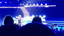 Britney Spears Drops F-Bomb on Rude Fan (VIDEO)