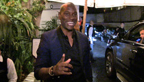 Tyrese Gibson -- Hands Off My Cookie, Terrence ... I'm Coming to 'Empire' (Maybe)